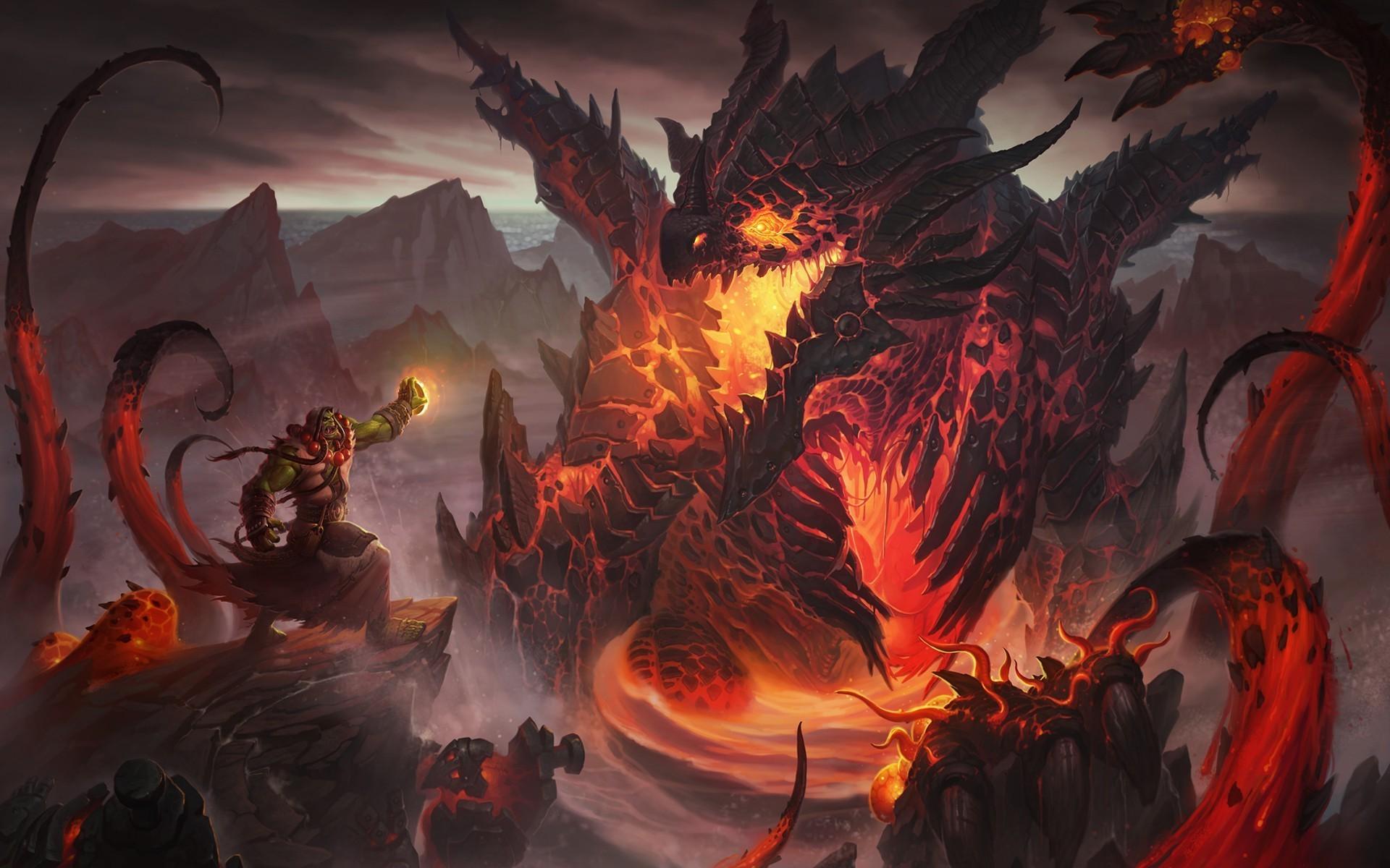 World Of Warcraft Wallpaper HD #6816370