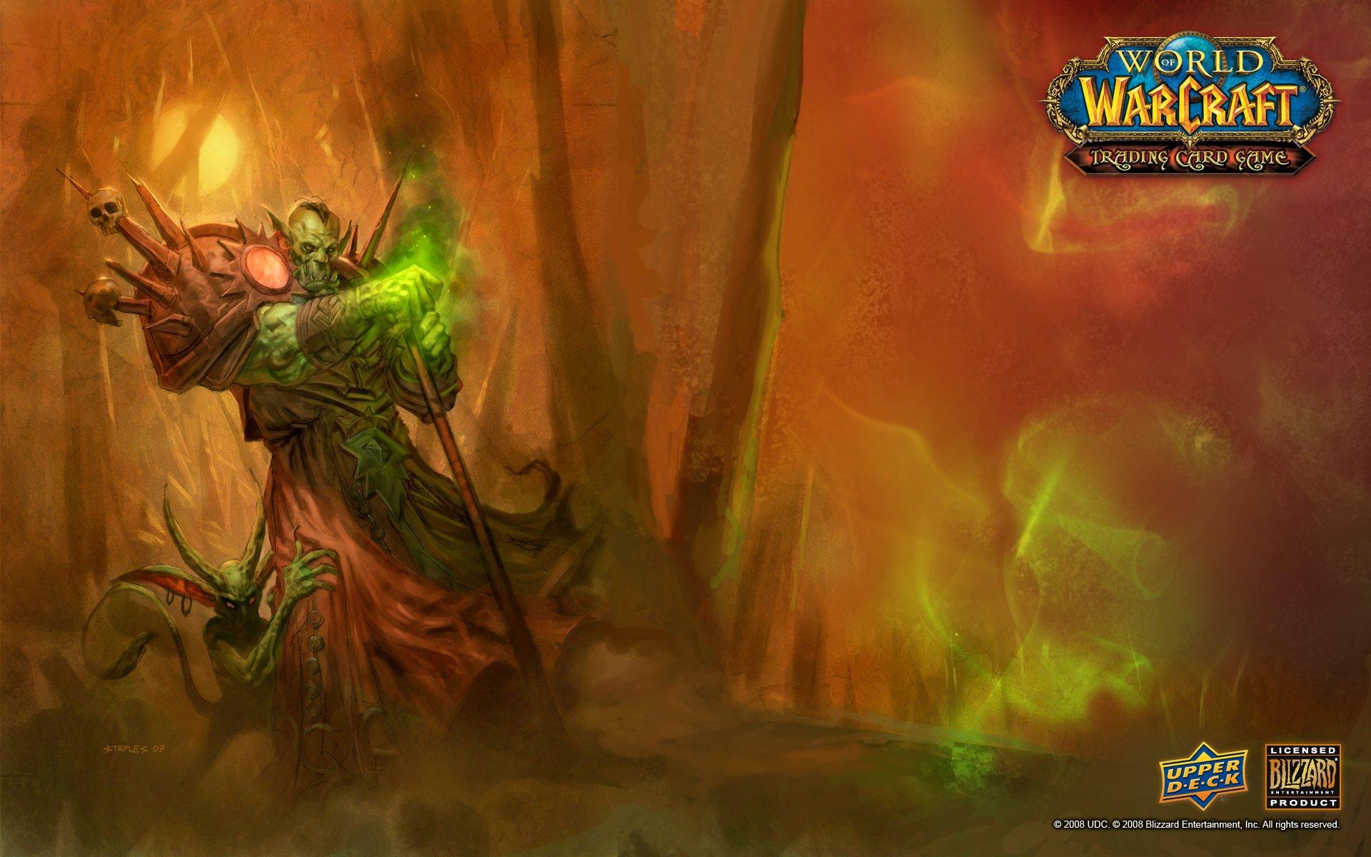 Wow Warlock Wallpaper Sf Wallpaper
