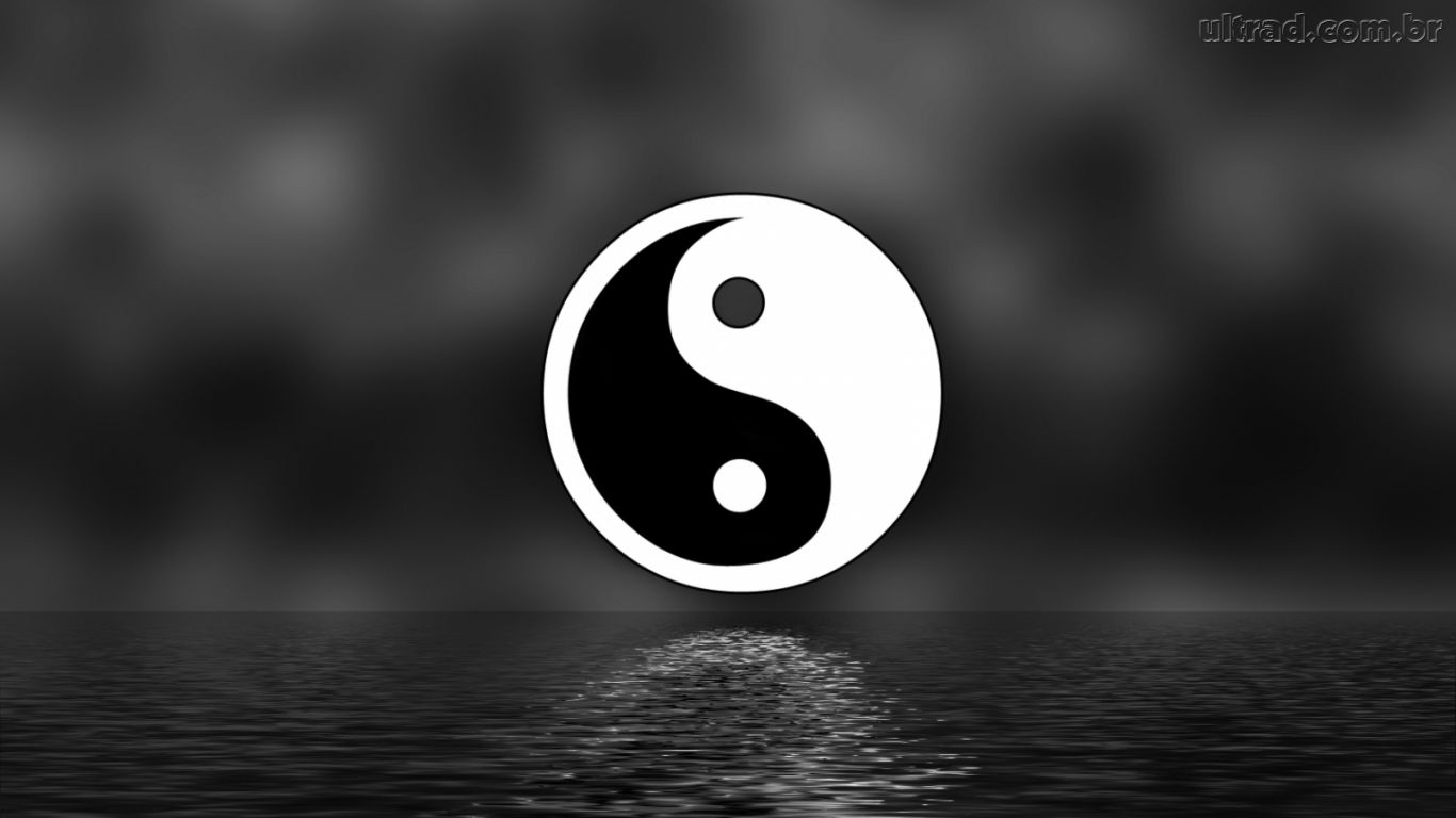 Yin Yang Wallpapers - Wallpaper Cave