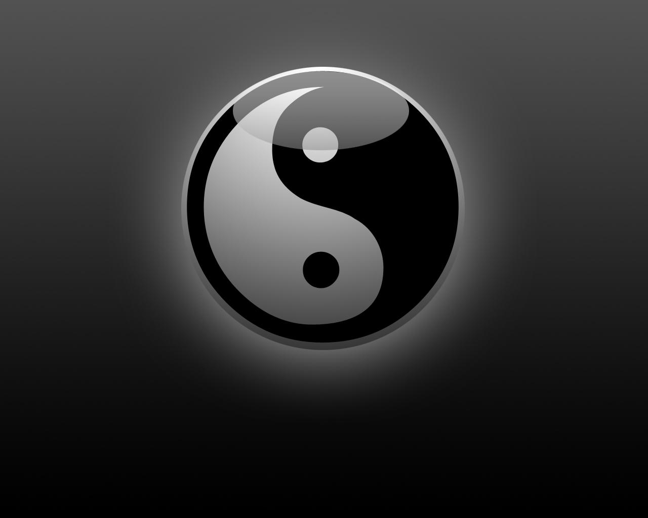 Yin Yang HD Wallpaper - WallpaperSafari